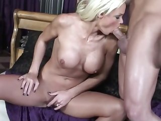 Whore Mom Experience Melons Nail By Stepson