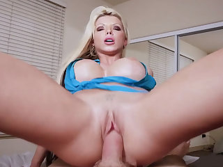 Banging my big titted classy stepmothers wet snatch