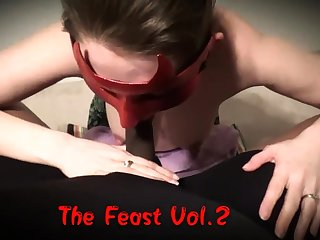 Interracial gloryhole fetish amateur