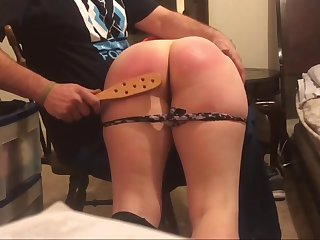 The OTK corrections of a naughty young wife