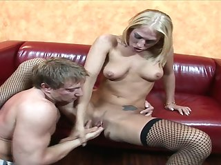 Hot fitness MILF In Stockings Dionne Crazy Hardcore Sex Video