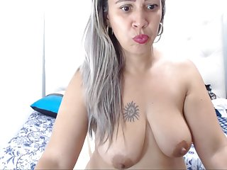 I wanna show my thick cock to busty latina MILF on webcam!