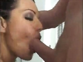 Julie Night double penetration Double Anal and fisting