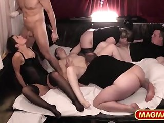 Real Wife Swapping Swingers Big Sex Party