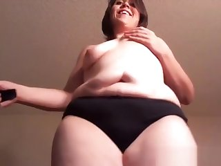 sexy saggy webcam milf tease