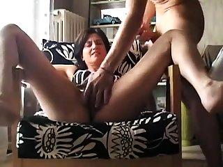 Quick Italian Pussy Fingering