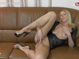Deutsch Blondine Anal Milf Hd