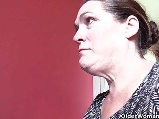 An older woman means fun part 171