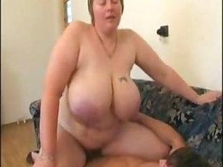 Mommy Big Titty FATTY