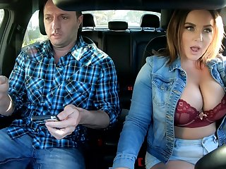 Mind blowing cock riding and cum swallowing by Natasha Nice