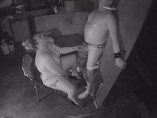 Femdom handjob blowjob bound male cock tease video 4 of 7