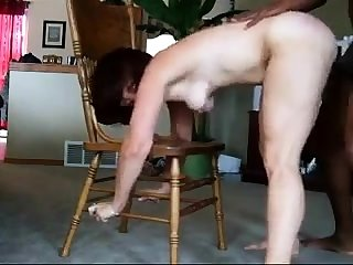 Hot Blonde Milf Doggystyle Fucked Homemade
